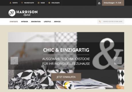The Harrison Spirit