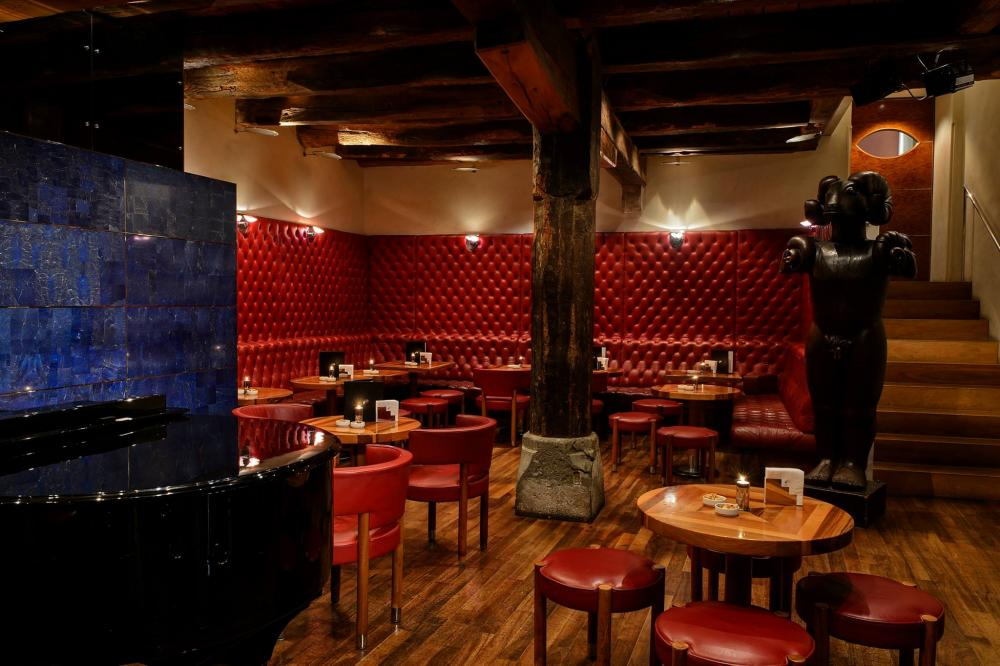 Widder Bar | Hotelbars in Zürich | Ron Orp