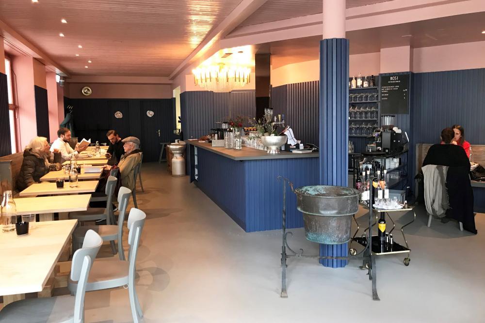Rosi | Gourmet Restaurant in Zürich | Ron Orp