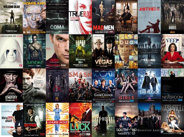 Welche Serie ist eure Nummer 1?