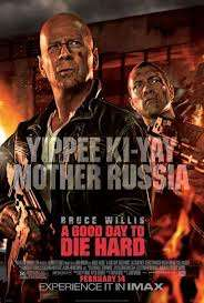 A good day to die hard. USA 2012, von John Moore. Mit...