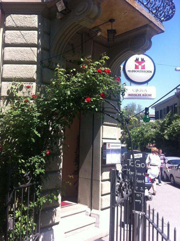 Restaurant Okra | Indisches Restaurant in Bern | Ron Orp