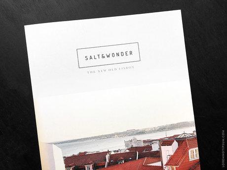 Ein kleines Wunder: Salt and Wonder Magazine