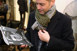 Fashion-Tipp by Alf Heller: Mode aus Italien in der Boutique Alibi