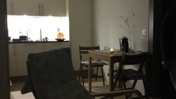 Cosy comfortable appartment in Winterthur (October 2021- April 2022).