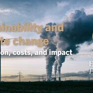Sustainability and climate change - UBS Center Forum 2021