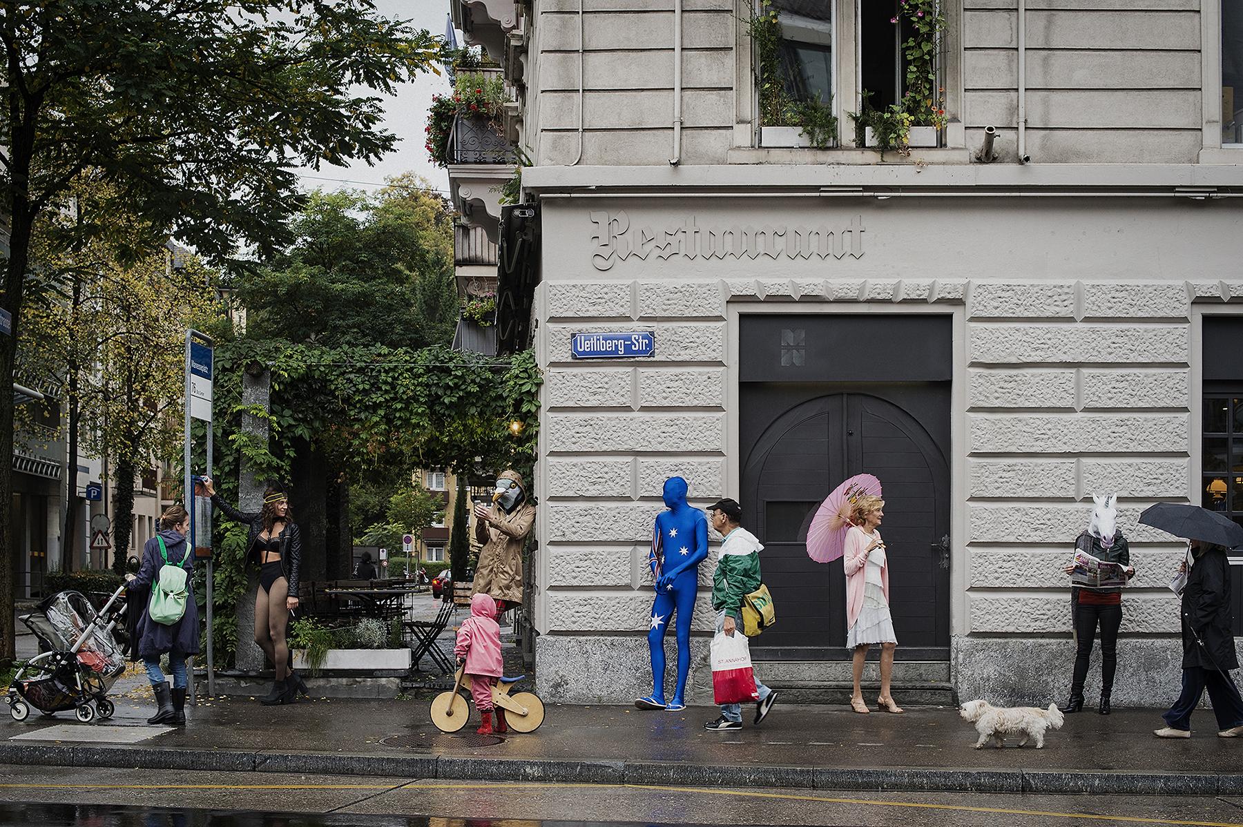 ... , kann man nicht alleine ... | Frau sucht Mann in Zürich | Ron Orp