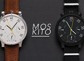 M O S KI T O Swiss Smart Watch und Speedometer in einem