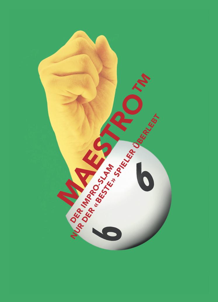 Maestro™ - Der Impro-Slam